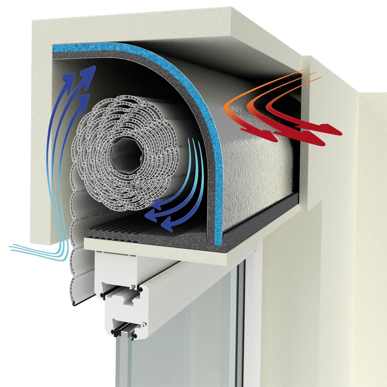 Selitherm - Aislamiento para caja de persianas (25 mm): Amazon.es: Bricolaje y herramientas