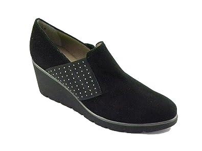 À Pour Femme 36 De Chaussures 12 Lacets Eu Ville Amazon Melluso nXt7Bn