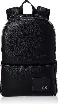 Calvin Klein Ck Direct Round Backpack - Mochilas Hombre