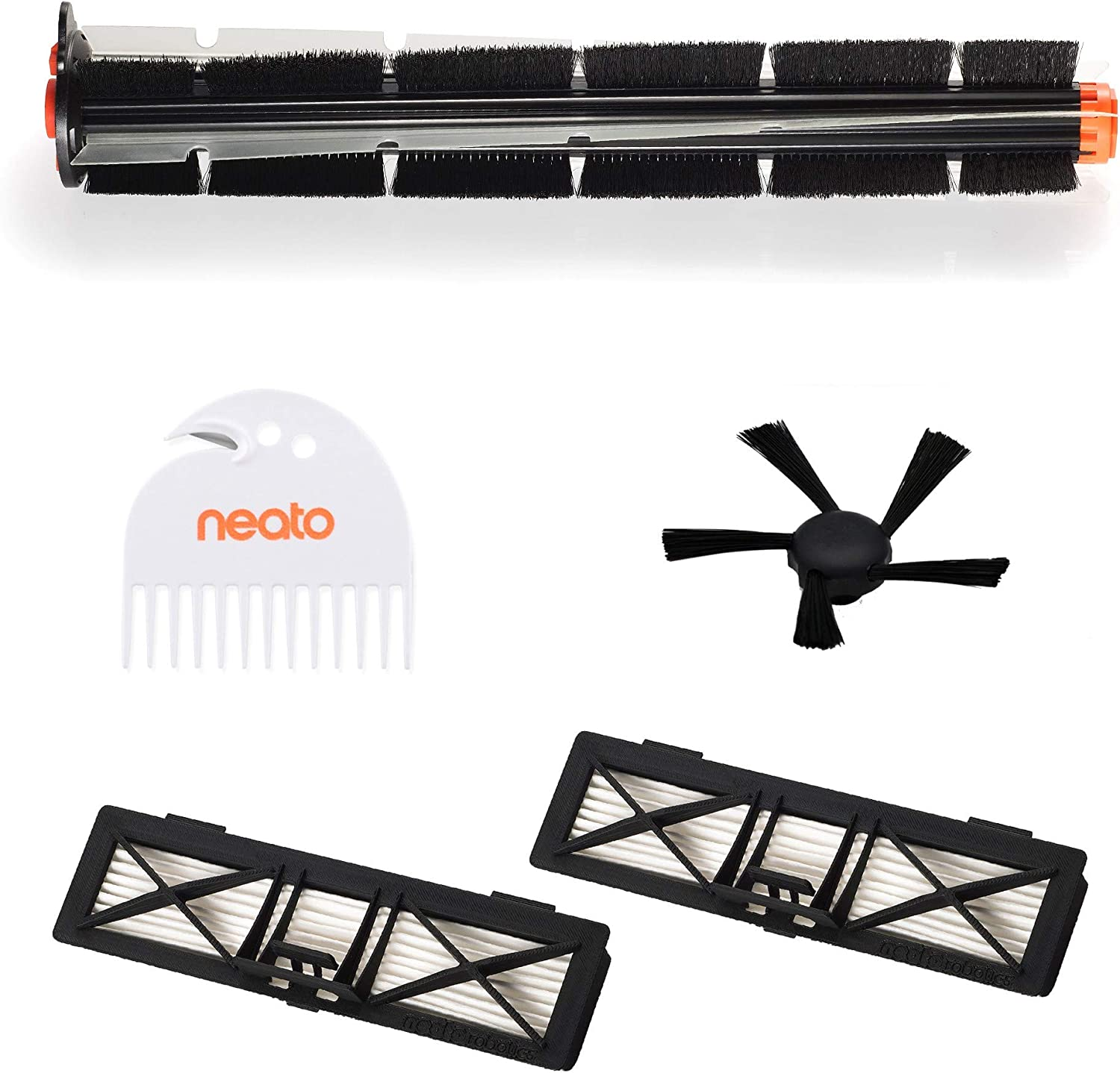 Neato Robotics Neato Replacement Kit, Normal, Black