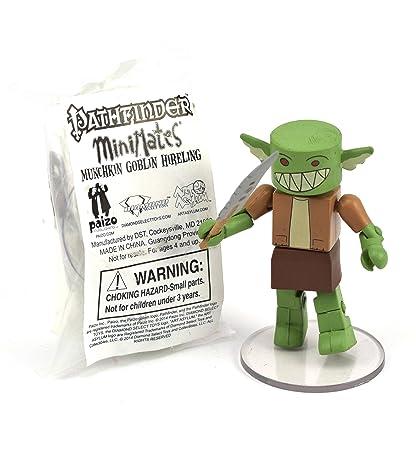 Amazon.com: Pathfinder Minimates Gencon Exclusive Munchkin ...