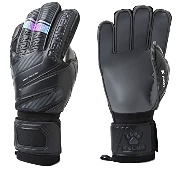 1de120e84113a KELME Soccer Goalkeeper Gloves – Indoor and Outdoor - Training and  Professional Goalie Gloves for Adults and Kids with Finger Protection