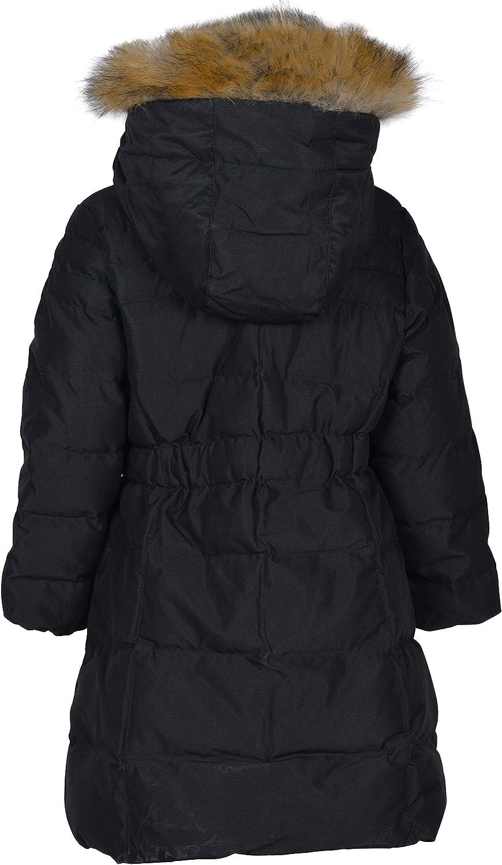 Melton girls Nylon Long Winter Coat MIKK-Line
