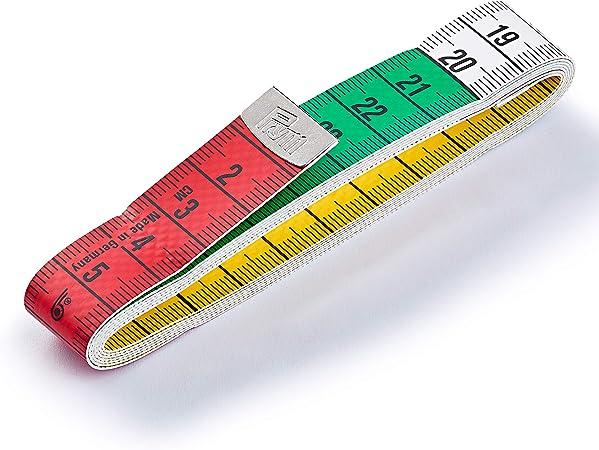 Haude Morbido metro da 3 metri 300CM Nastro da sarto per cucire Misura del corpo Misura del righello Sartoria