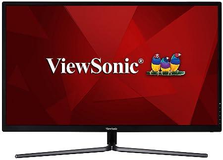 Viewsonic VX3211-MH 80,1 cm (32 Zoll) Design Monitor (Full-HD, IPS-Panel, HDMI, Lautsprecher) Schwarz