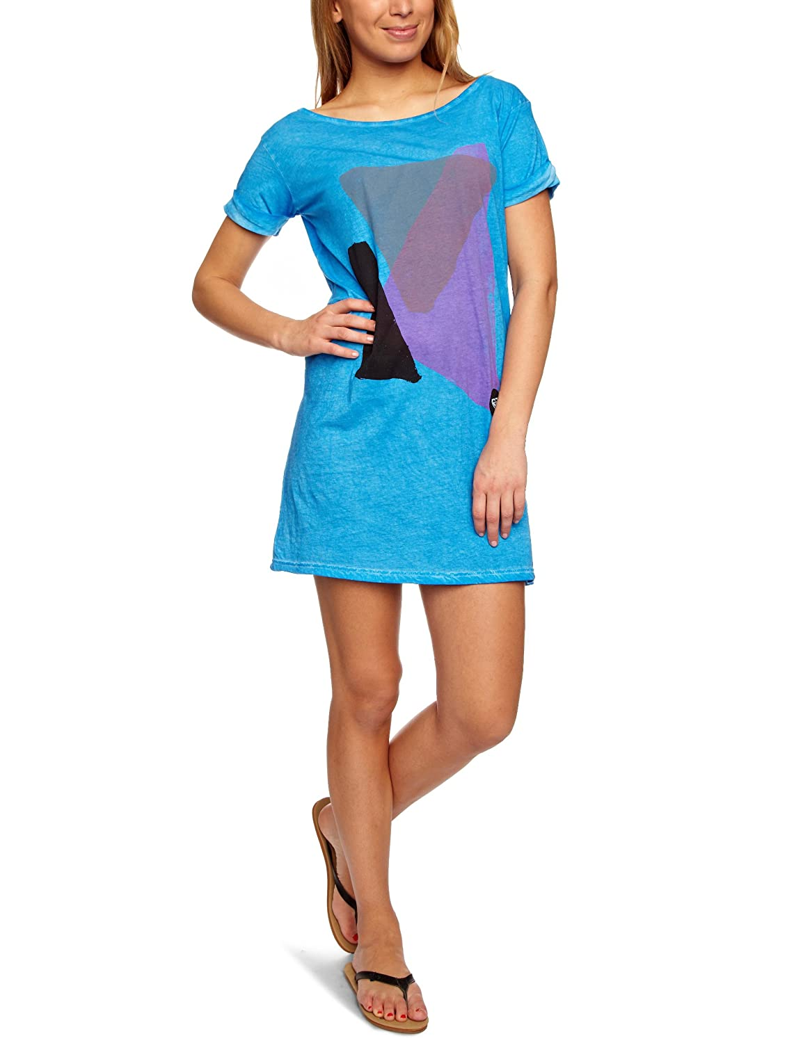 Roxy baja long tee dress