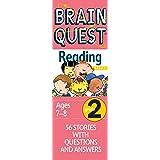 Brain Quest Grade 2 Reading (Brain Quest Decks)