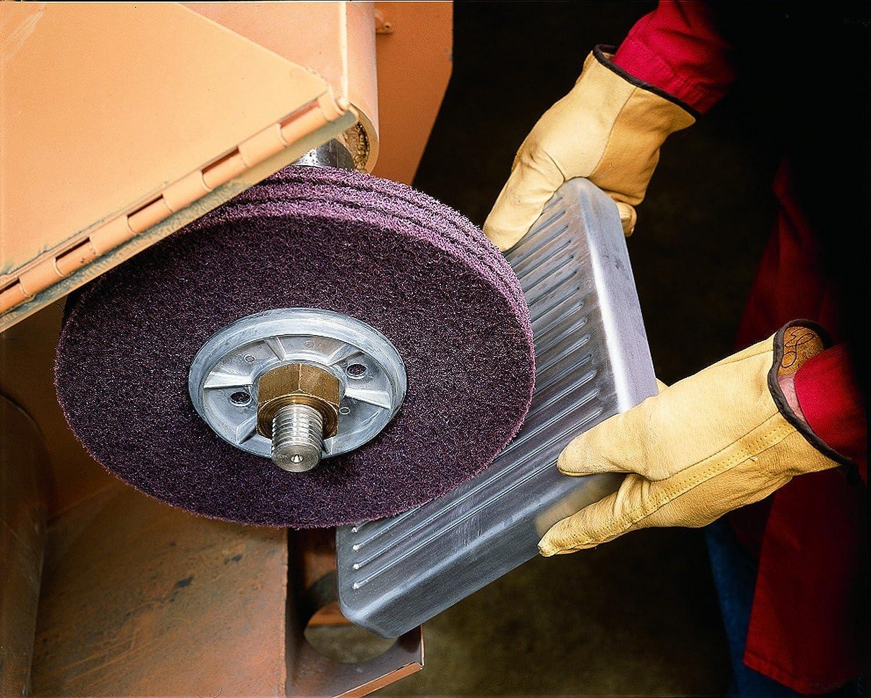 Aluminum Oxide Medium Grit 8 Diameter Pack of 50 TM Scotch-Brite High Strength Disc