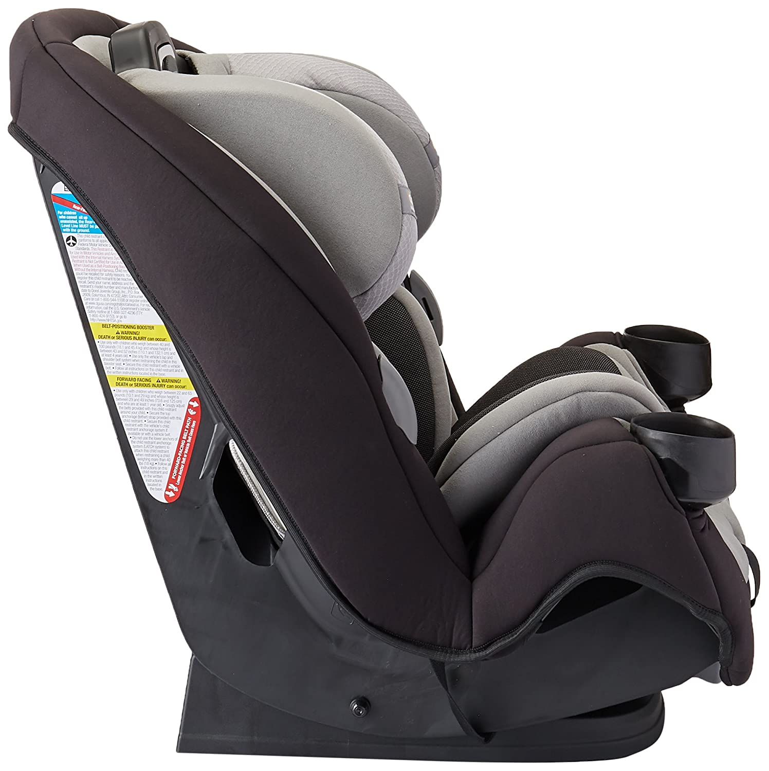Safety 1st Grow N Go EX Air 3 In 1 Convertible Car Seat Lithograph First CC190ECJ