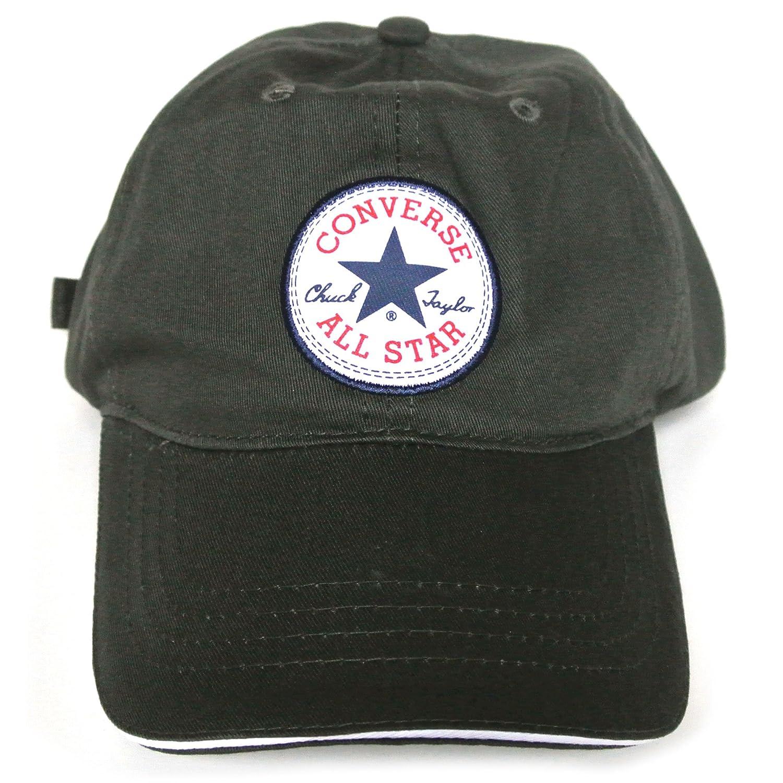 Converse Cap Gorra Chuck Taylor All Star - Color: Oil Grey: Amazon ...
