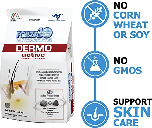 Forza10 Dermo Active Dry Dog Food