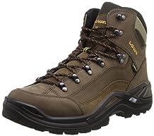 Men's Renegade GTX Mid Hiking Boots - 10 - ESPRESSO/BROWN