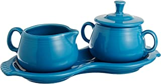 product image for Fiesta Peacock 821 Sugar and Creamer Set