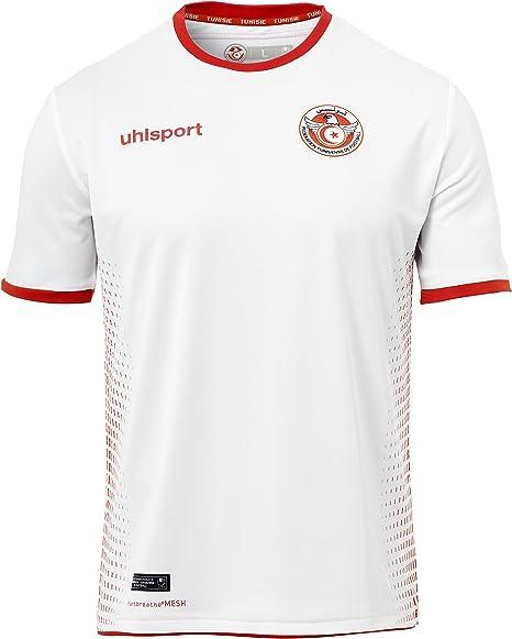 uhlsport T-Shirt Tunisia Maillot Équipe:
