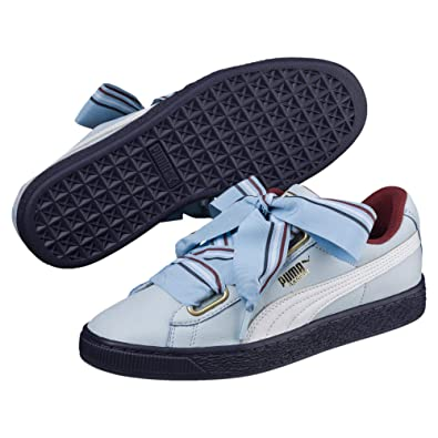 Puma Basket Heart New School Damen Sneaker  Amazon.de  Schuhe ... 93305b5050