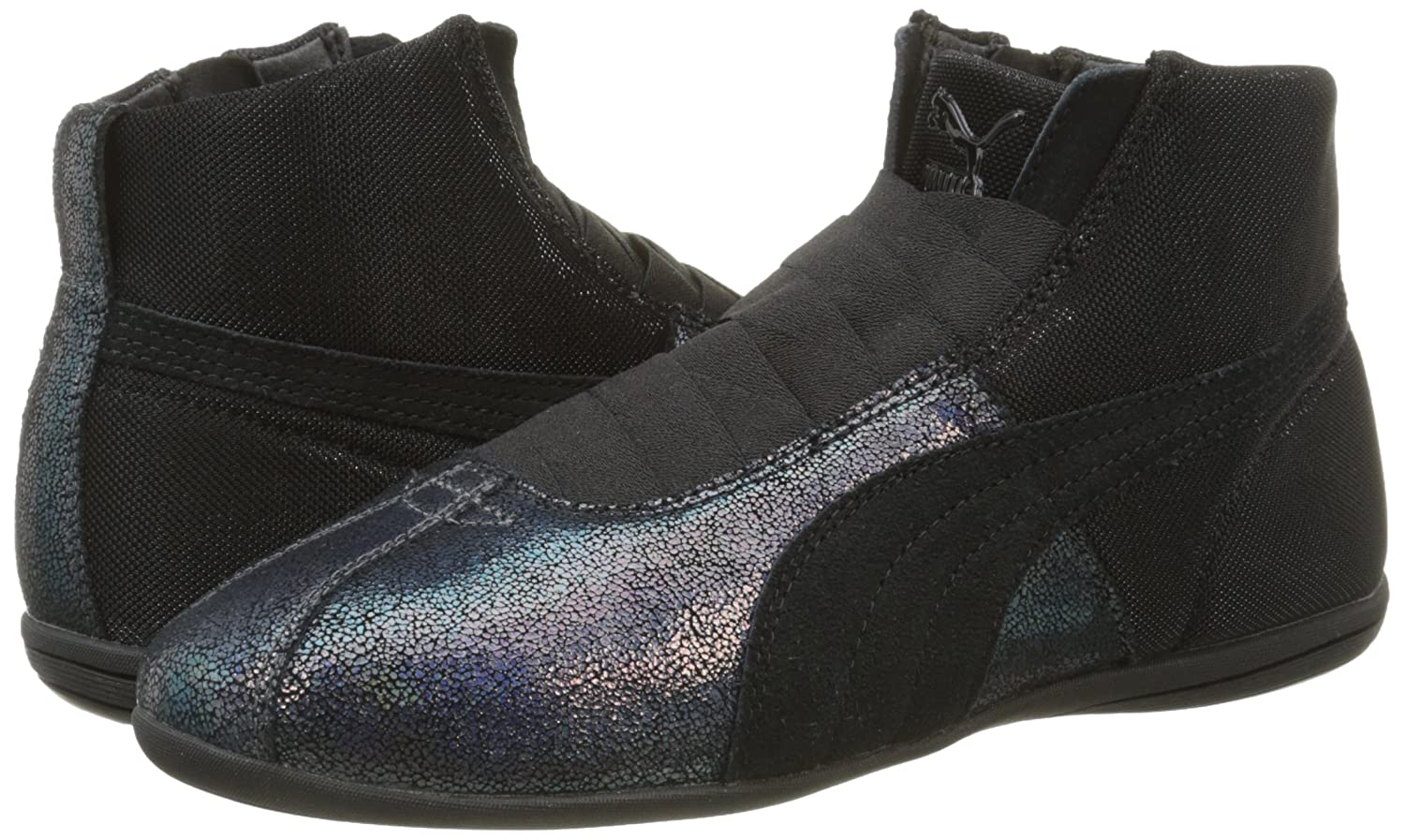 Puma Damen Damen Damen Eskiva Mid Ds High-top schwarz 7318b6