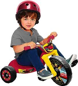 "Disney Cars 10"" Fly Wheels Junior Cruiser Ride-on, Ages 2-4, 5.6 lb."
