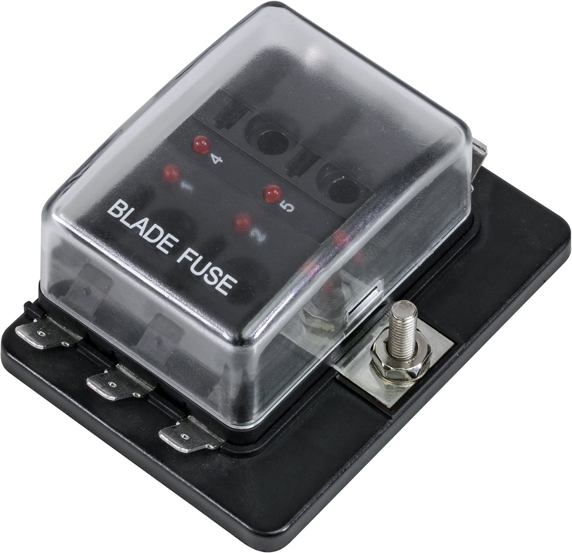 81HSCh8faCL._AC_SR201266_ amazon com fuse boxes fuses & accessories automotive Automotive Fuse Box Holder at edmiracle.co