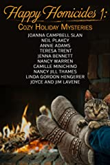 Happy Homicides 1: Cozy Holiday Mysteries (Happy Homicides Mystery Series) Kindle Edition