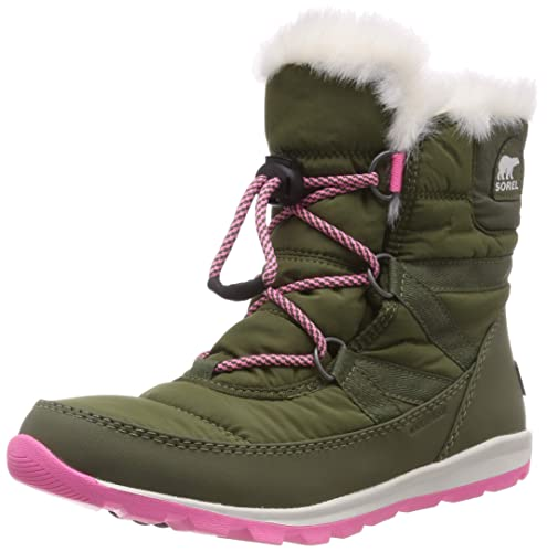 Sorel Youth Whitney Short Lace, Stivali da Neve Bambina