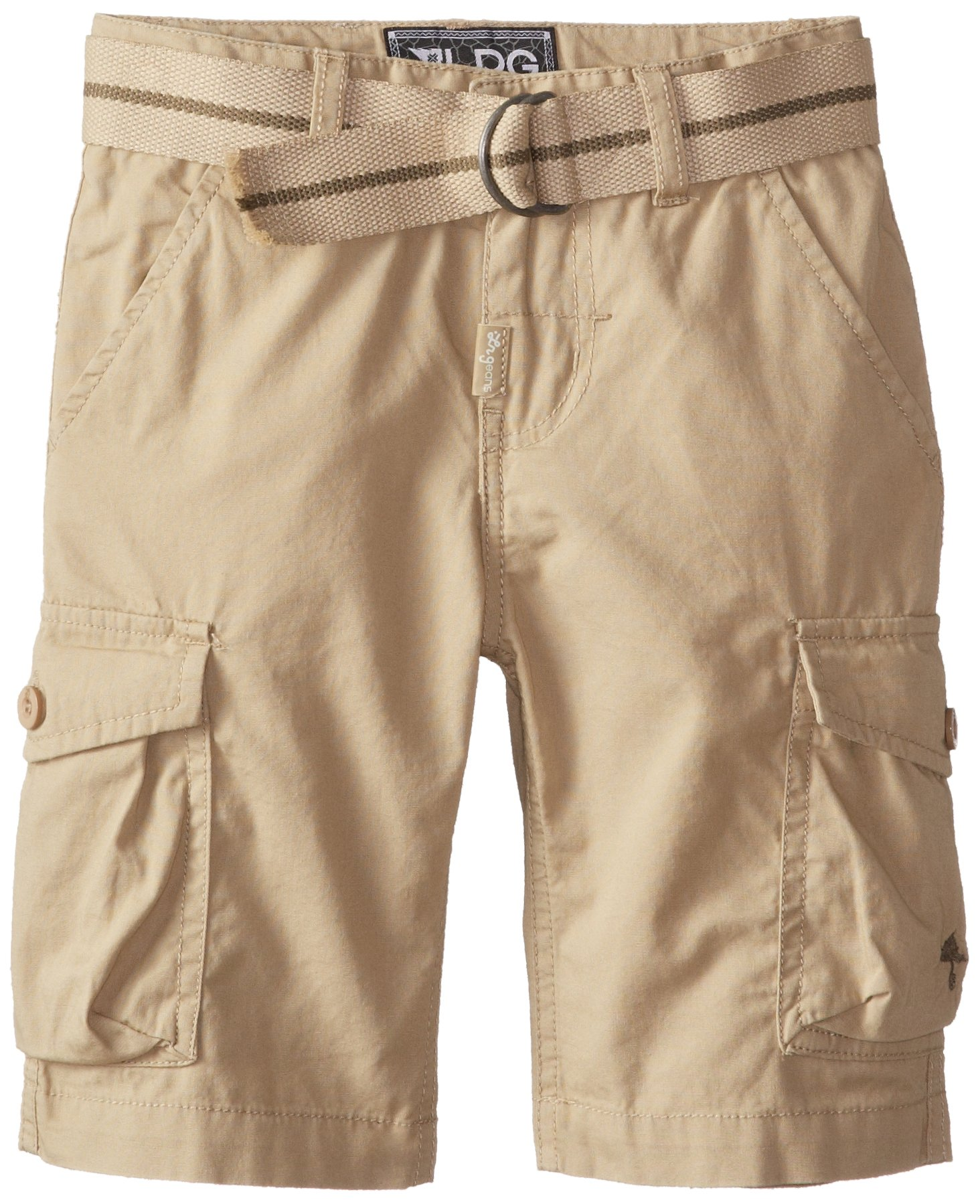 LRG Little Boys' Research Cargo, Khaki, 6