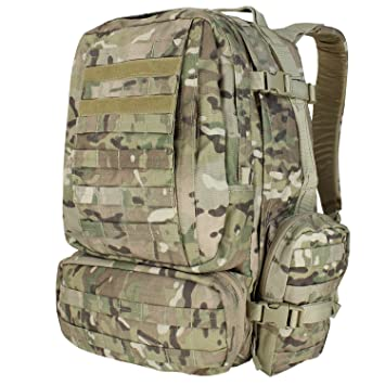 Condor 3-Day Assault Pack MultiCam backpack  Amazon.co.uk  Sports ... 29183d2881