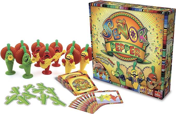 Goliath 70001 - Juegos de Cartas (8 año(s), Niños, Caja, 40 Pieza(s), 9 Pieza(s)): Amazon.es: Juguetes y juegos