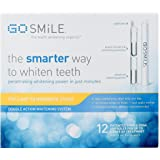 Go Smile Double Action Whitening System 6-day Kit, 12 Count