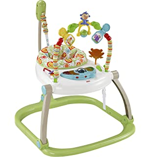 731a6dfc6ec3 Fisher-Price Step-n-Play Jumperoo  Amazon.co.uk  Baby