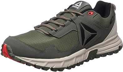 free shipping 3d302 8a159 Reebok Sawcut 5.0 GTX, Chaussures de Marche Nordique Homme, Gris  (Ironstone Sand