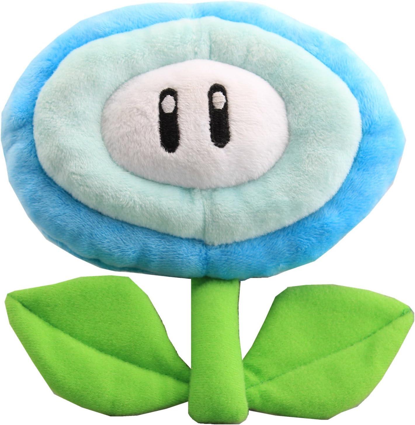 Amazon Com Uiuoutoy Super Mario Bros Ice Flower Plush 7 Toys