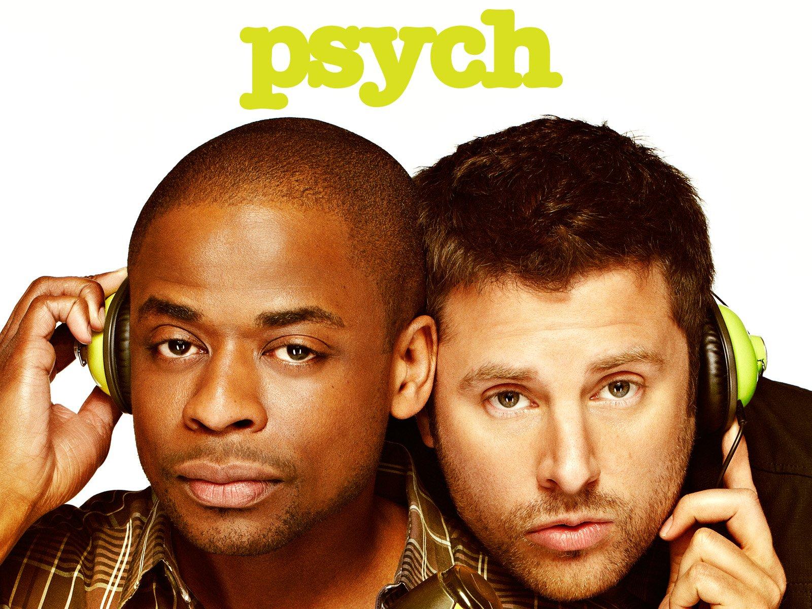 Amazon com: Watch Psych Season 7   Prime Video