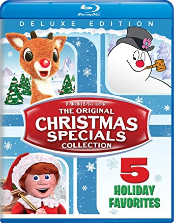 the original christmas specials collection blu ray