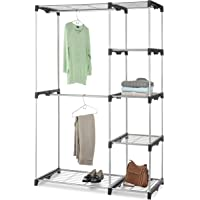 Whitmor Double Rod Freestanding Closet