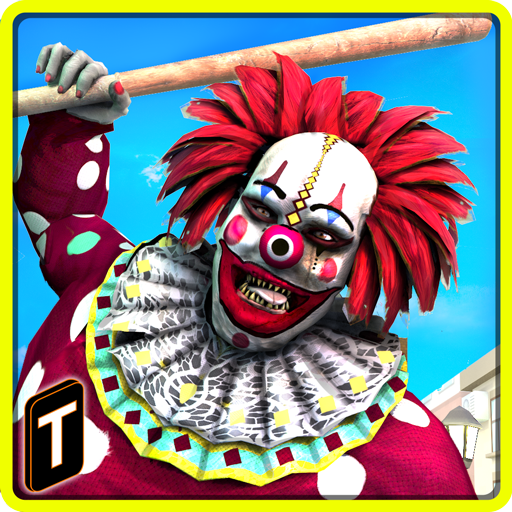 Killer Clown Simulator 2017 -