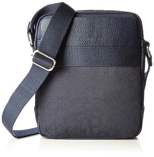 ec75280c7d2 Calvin Klein JeansPOWER Logo Reporter - Bolso Bandolera Hombre ...