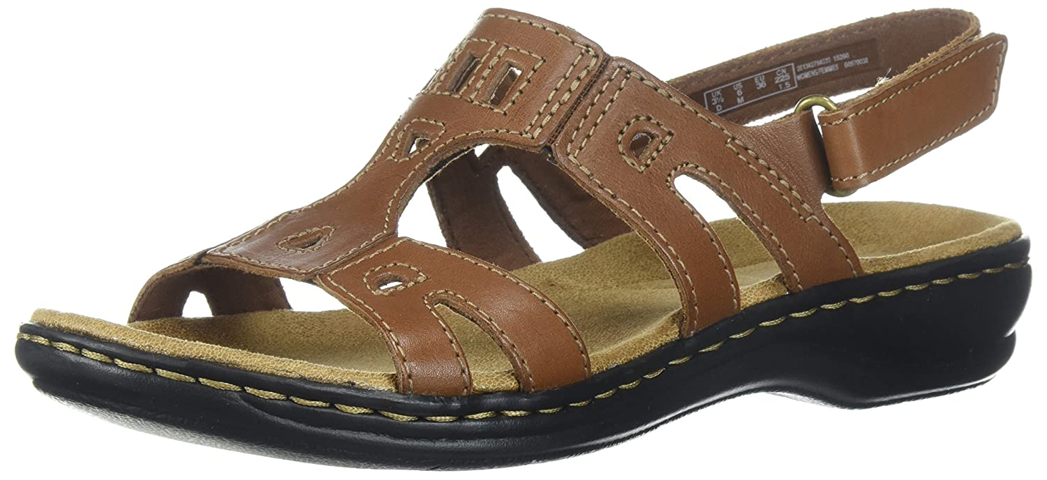 4bc7e1853dd4 Clarks Women s Leisa Annual Sandal  Amazon.co.uk  Shoes   Bags