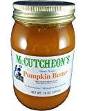 Pumpkin Butter by McCutcheon's; Sweet and Smooth Pumpkin Butter Spread; 18 oz.