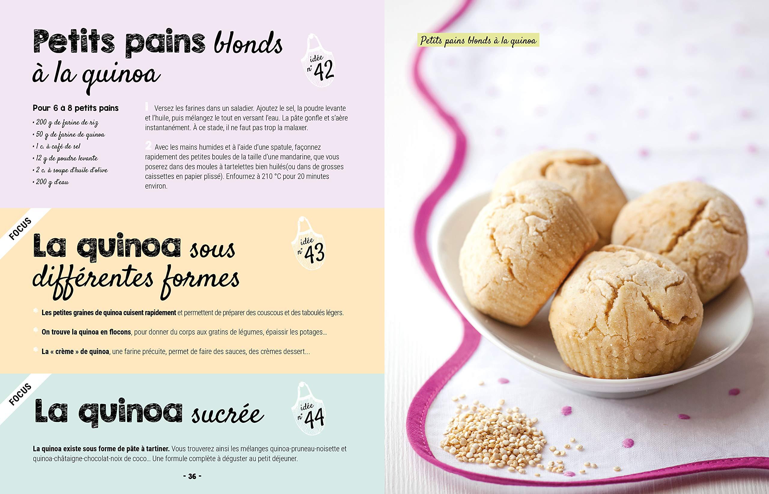 12 idées pour manger sans gluten Cuisine Cupillard, Valérie ...