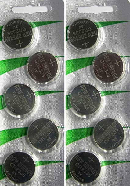 5 CR2335 BATTERY BATTERY 3 V LITHIUM COIN LITHIUM Batteries