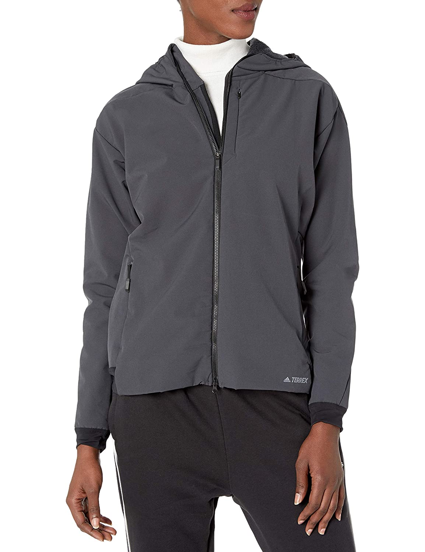 Image of adidas outdoor Hi-loft Softshell Jacket Track & Active Jackets