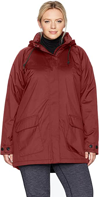 Amazon.com: Columbia Women's Lookout Crest Plus Size ...