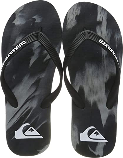Zapatos de Playa y Piscina para Hombre Quiksilver Molokai Slab-Sandals For Men