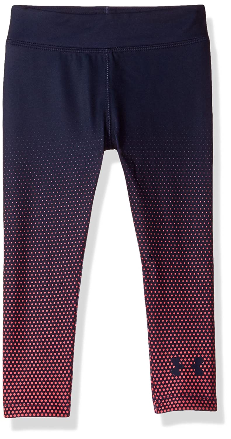 Under Armour Girls Fast Track Legging Midnight Navy 2T 27D15067-42