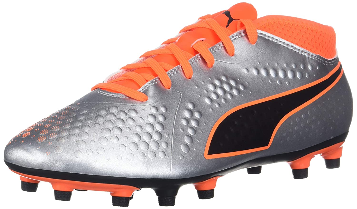 92ac5b115 Puma Men's One 4 Il Syn Fg Soccer Shoe: Buy Online at Low Prices in India -  Amazon.in