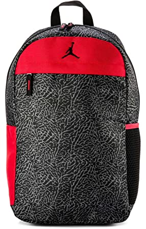 Nike Air Jordan Jumpman Sac à dos Noir/rouge