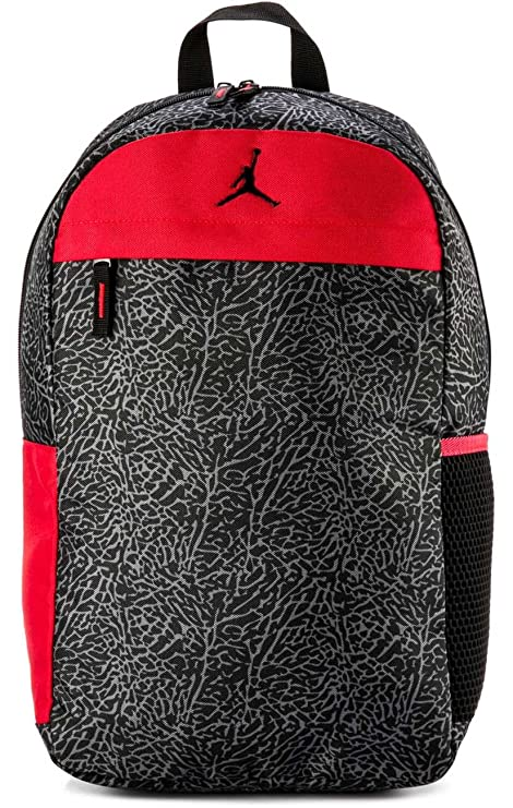 Nike Air Jordan Jumpman Backpack Black Gym Red  Amazon.ca  Luggage ... 6dcd5717db1ff