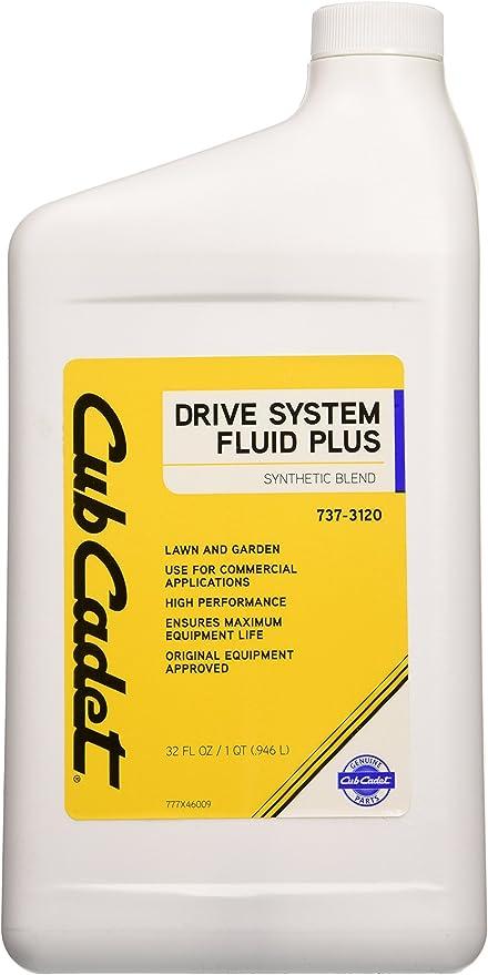 Amazon.com: MTD 737 – 3120 fluid-drive sistema: Jardín y ...