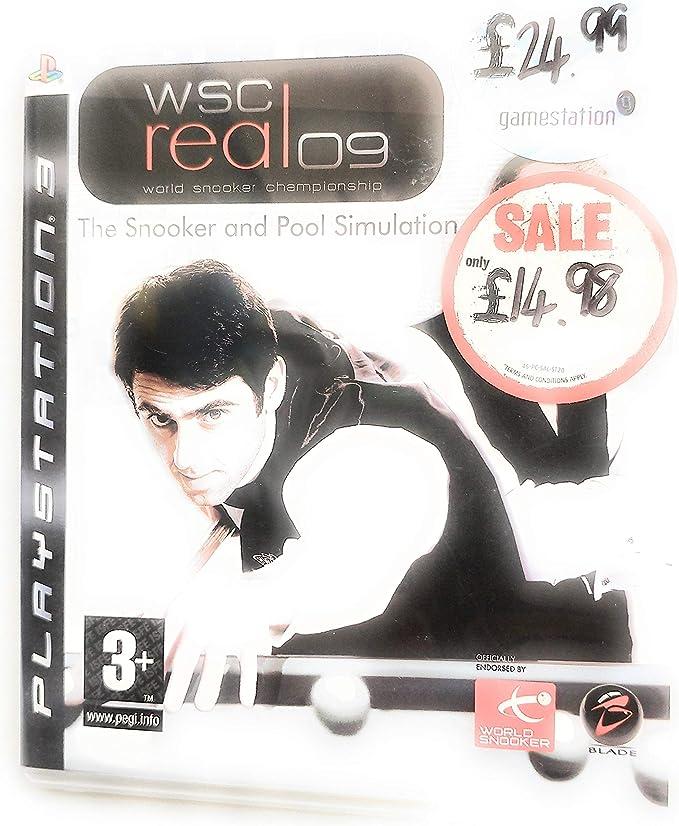 WSC Real 08: World Snooker Championship: Amazon.es: Videojuegos