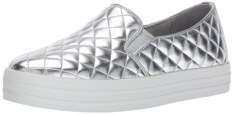 TALLA 39 EU. Skechers Double Up-Duvet, Zapatillas sin Cordones para Mujer